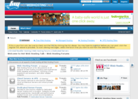 hotwebhostingtalk.com