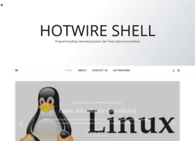 hotwire-shell.org