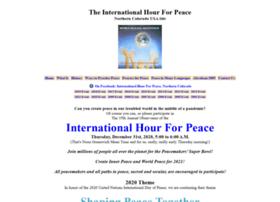hourforpeace.org