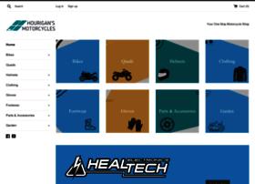 hourigansmotorcycles.com