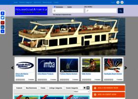 houseboatamerica.com