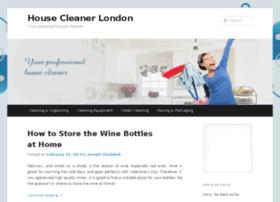 housecleanerlondon.com