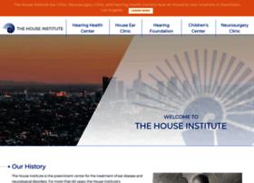 houseearclinic.com