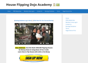 houseflippingdojo.com