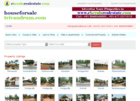houseforsaletrivandrum.com