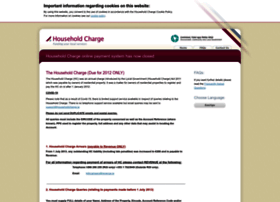 householdcharge.ie