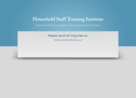 householdstafftraining.com