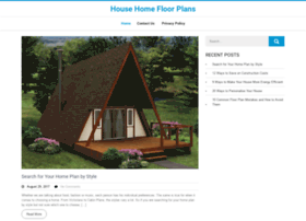 househomefloorplans.com