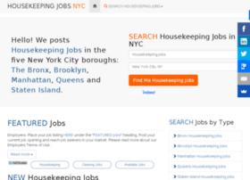 housekeepingjobsinnyc.com