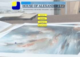 houseofalexander.co.uk
