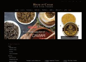 houseofcaviarandfinefoods.com