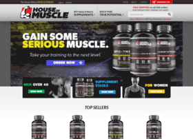 houseofmuscle.com