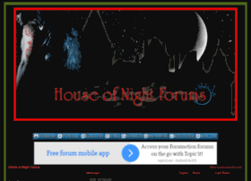 houseofnight.niceboard.org
