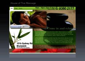 houseofthaimassage.com.au