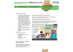 houseremovalboxes.co.uk