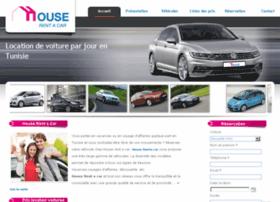 houserentacar.com