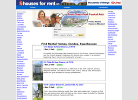 Housesforrent.ws