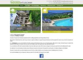 housesintuscany.net