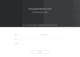 housesinvenice.com