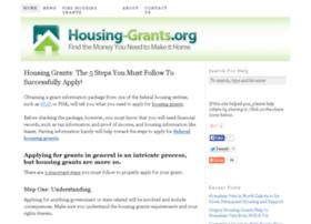 housing-grants.org