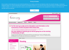 housing-services.newham.gov.uk