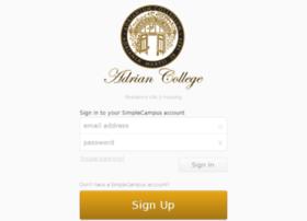 housing.adrian.edu