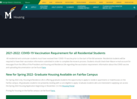 housing.gmu.edu