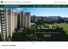 housing.hawaii.edu