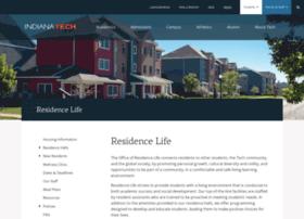 housing.indianatech.edu