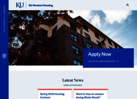 housing.ku.edu