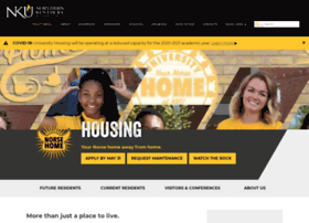 housing.nku.edu