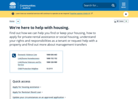 housing.nsw.gov.au