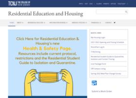 housing.tcnj.edu
