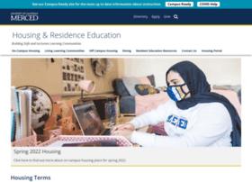 housing.ucmerced.edu