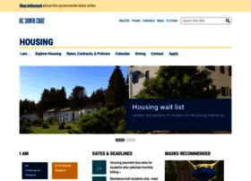 housing.ucsc.edu