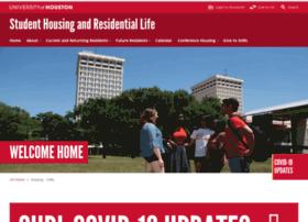 housing.uh.edu