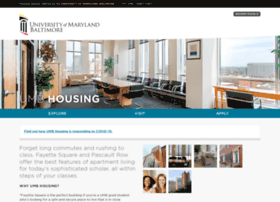 housing.umaryland.edu