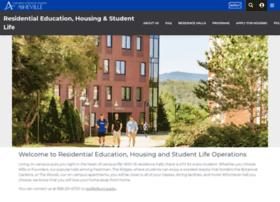 housing.unca.edu