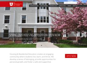 housing.utah.edu