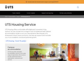 housing.uts.edu.au