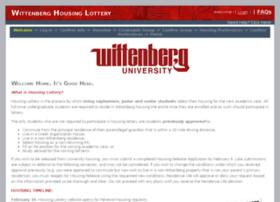 housing.wittenberg.edu
