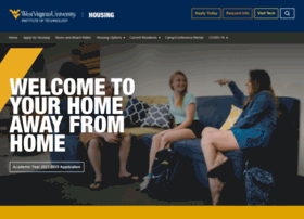 housing.wvutech.edu