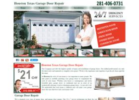 houston--garagedoorrepair.com