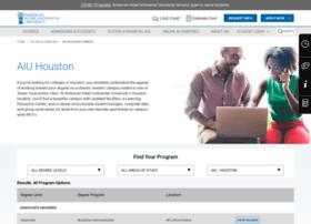 Houston.aiuniv.edu