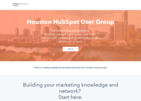 houston.hubspotusergroups.com