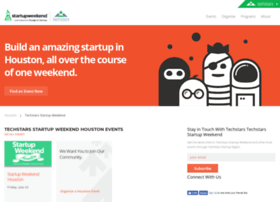 houston.startupweekend.org