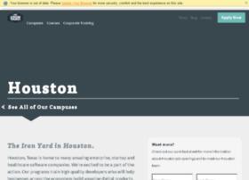 houston.theironyard.com