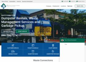 houston.wasteconnections.com