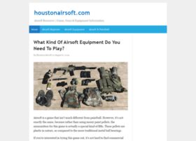 houstonairsoft.com