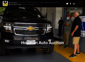 houstonautoauction.com
